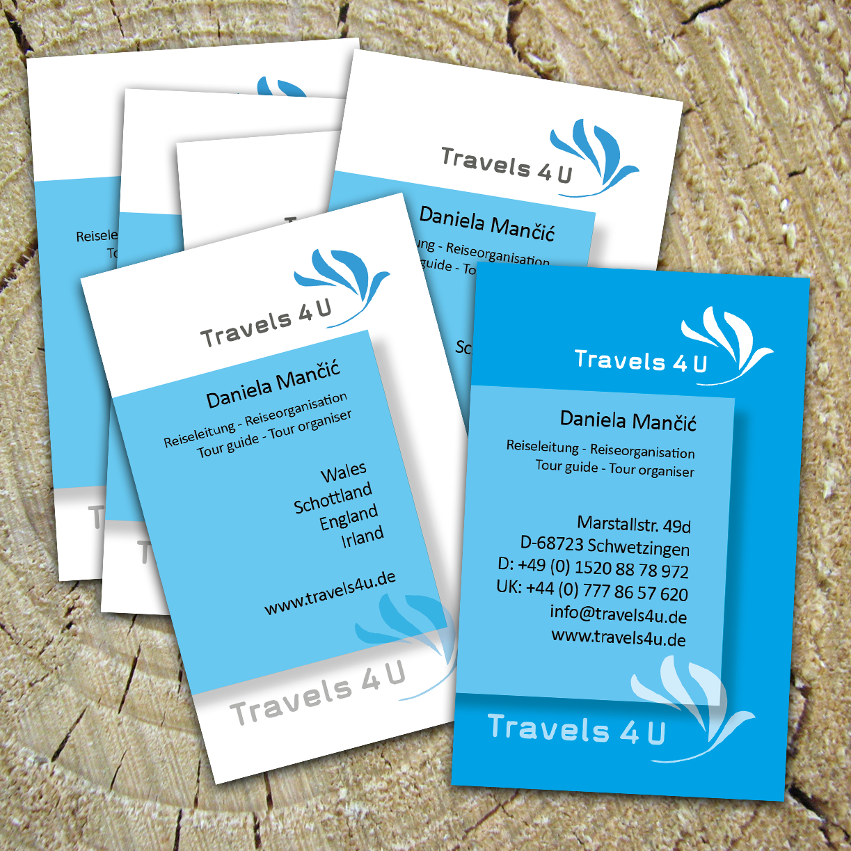 travels4u_design-visitenkarten